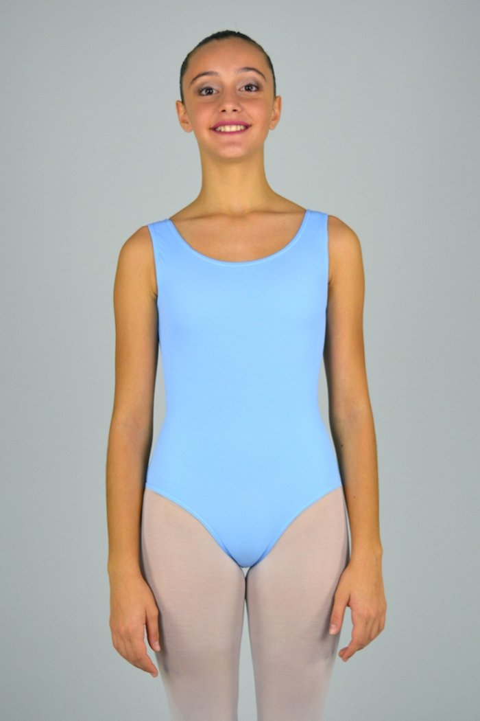 101 Body a spalla larga prodotti    Atelier della Danza