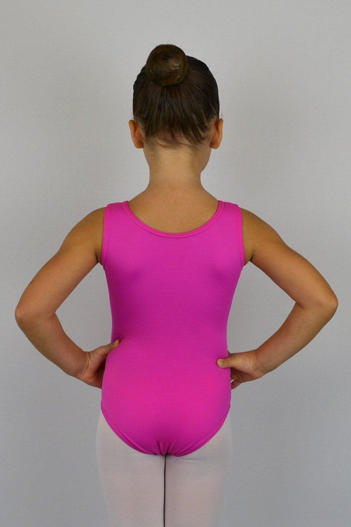 101/A Body a spalla larga. Velluto sotto seno davanti prodotti    Atelier della Danza