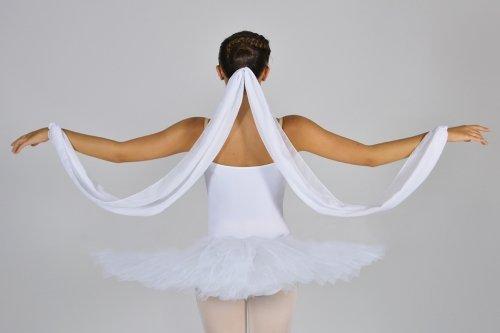 1036 Ali in voile da montare su concio e polsi prodotti    Atelier della Danza