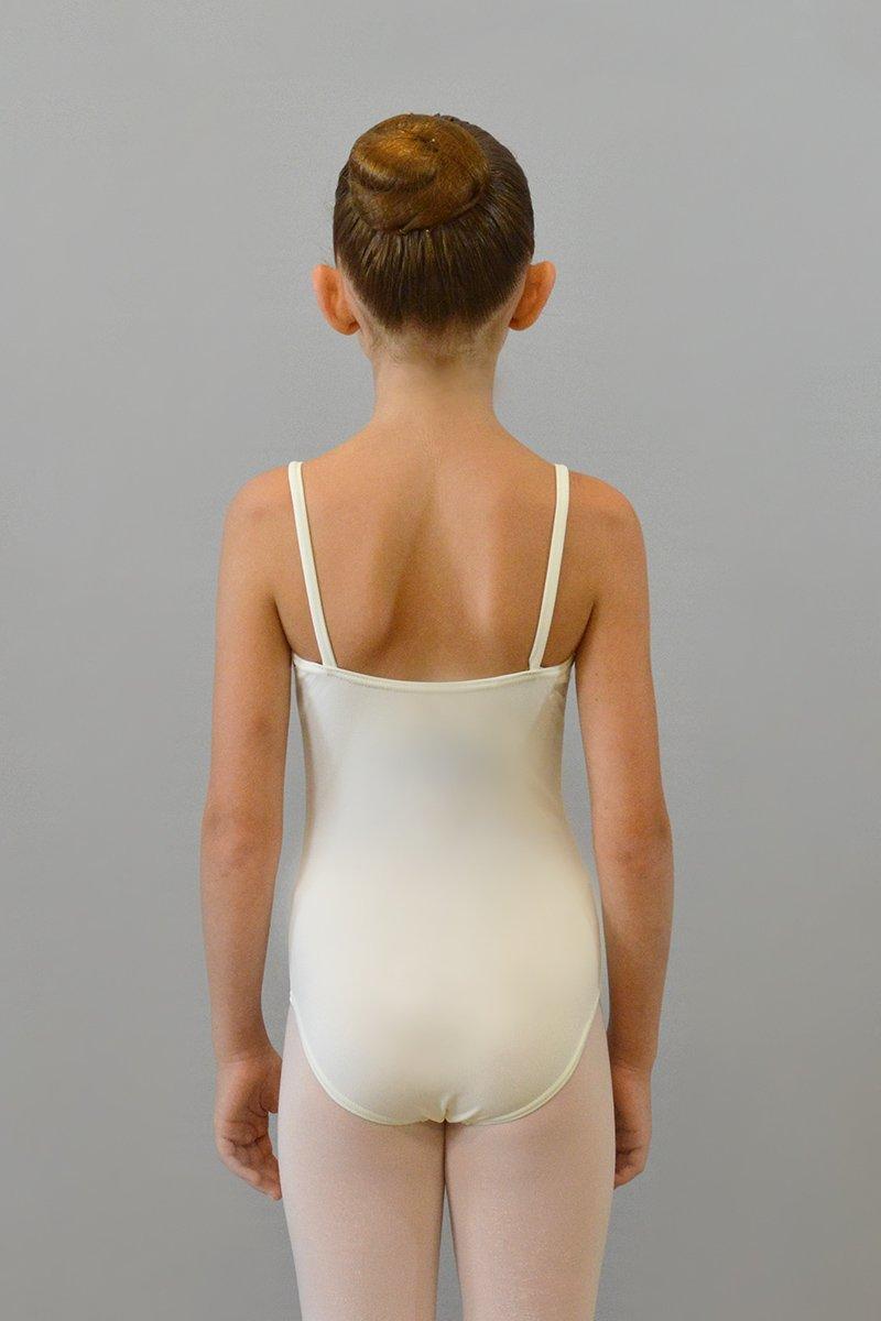 103 Body con bretelle sottili prodotti    Atelier della Danza