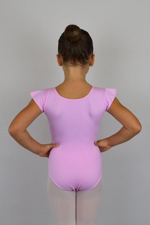 105 Body con aletta sulla spalla prodotti    Atelier della Danza