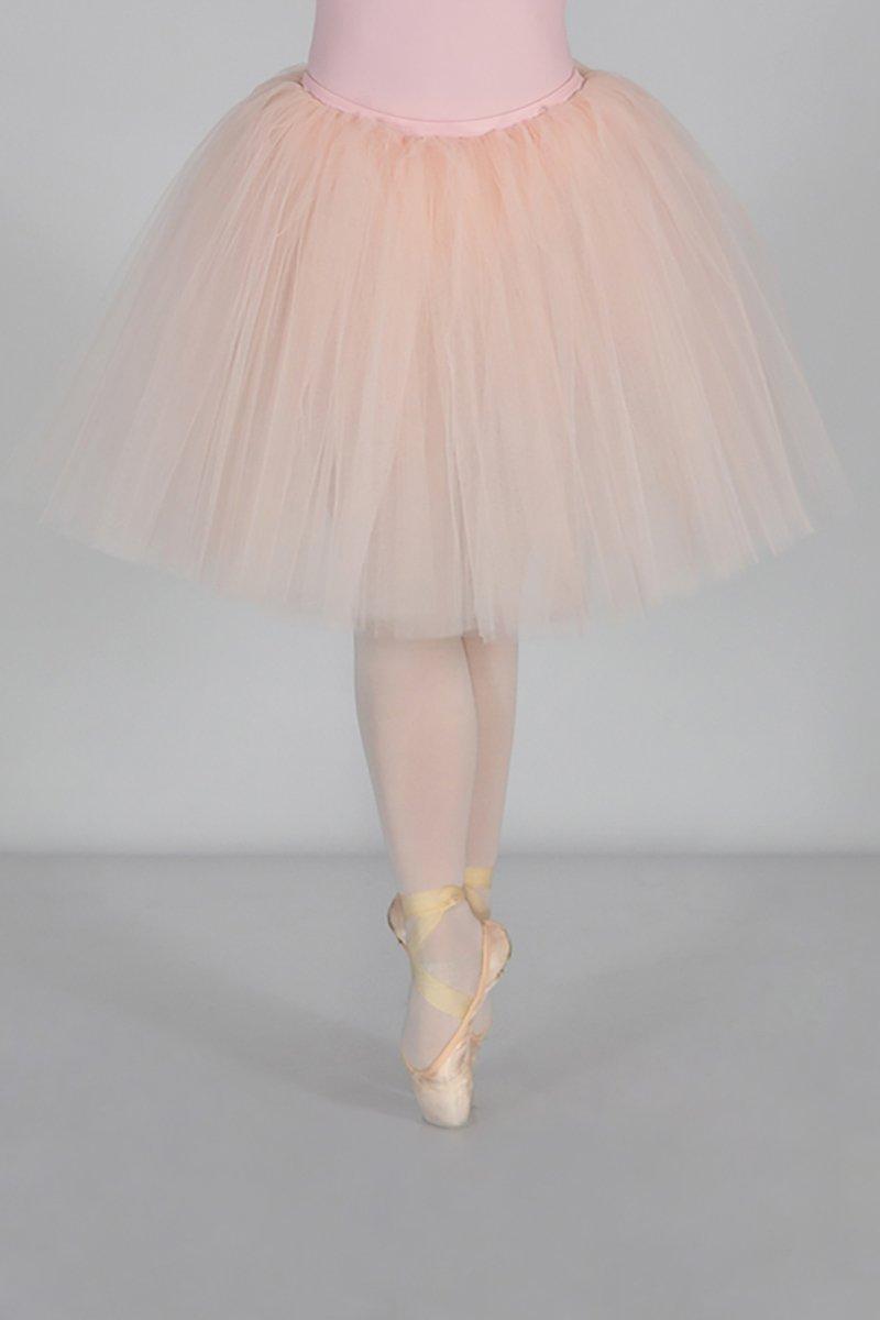 11401 Morbido Mutanda / Gonna in tulle morbido - 4 strati - h da 30 a 80 cm prodotti    Atelier della Danza