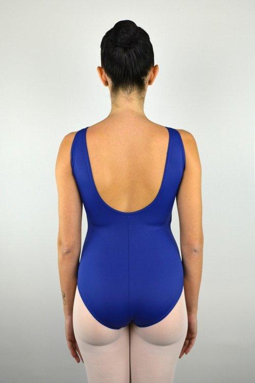 """128 Body """"americano"""" con scavo profondo schiena prodotti    Atelier della Danza"""