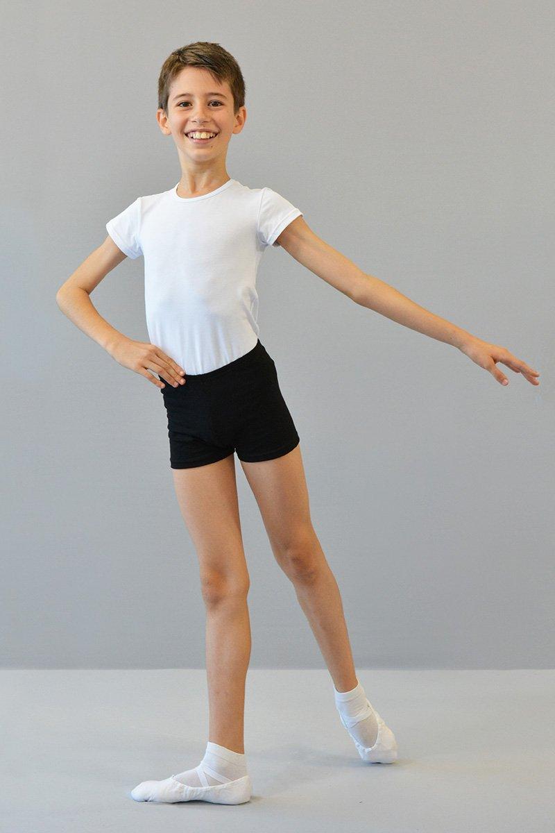 146 Pantaloncino corto. prodotti    Atelier della Danza