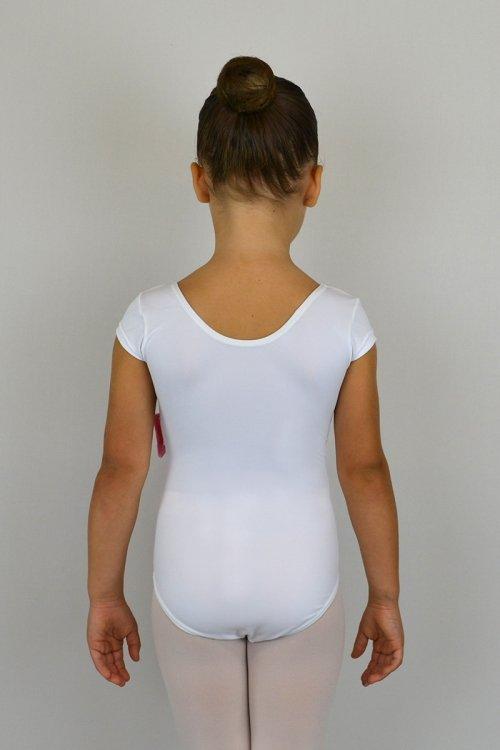 fascia con fiocco in ciniglia prodotti    Atelier della Danza