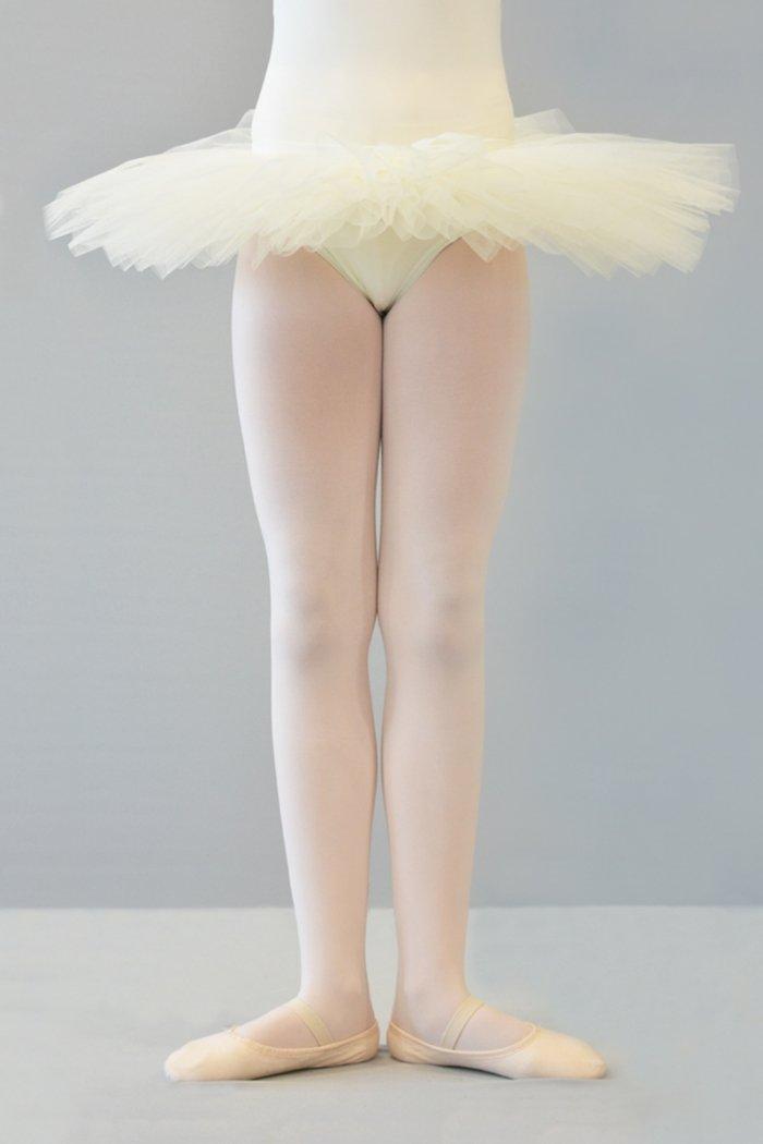 3307 Mutanda con gonna in tulle rigido - 4 o 5 strati - 20-25 cm prodotti    Atelier della Danza
