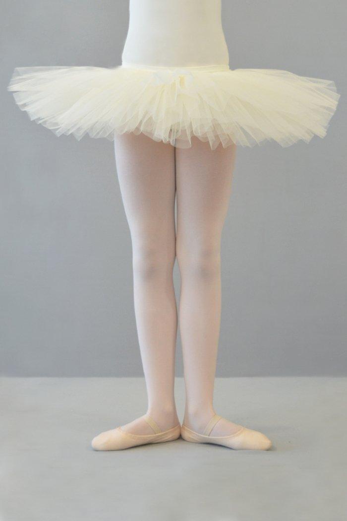 3317 Mutanda con gonna in tulle rigido - 5 strati - 25 cm prodotti    Atelier della Danza