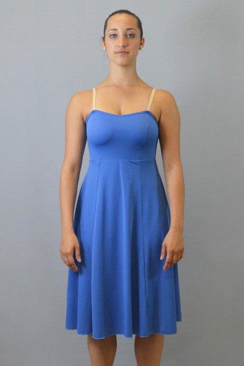 svasata montata sotto il seno. prodotti    Atelier della Danza