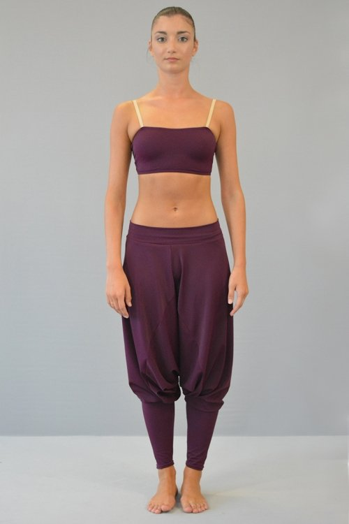 716 Pantalone alla turca lungo