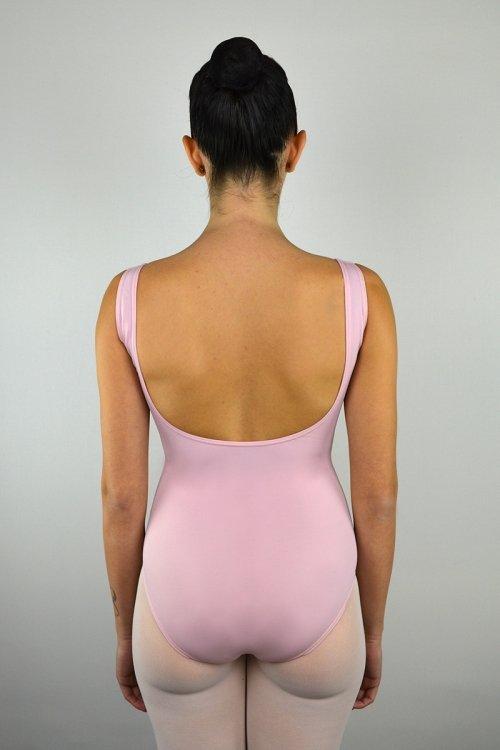 8005 Body con spalla sottile. Scavo seno in retina. Schiena profonda prodotti    Atelier della Danza