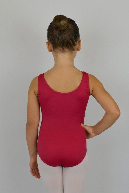 8094 Body a spalla larga. Arricciatura sul seno prodotti    Atelier della Danza