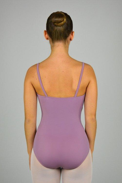 8197 Body a bretella sottile. Arricciatura sul seno prodotti    Atelier della Danza